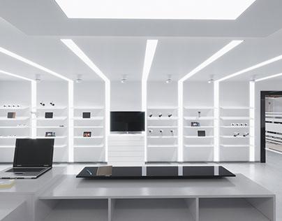 design project video surveillance salon in Ivanovo