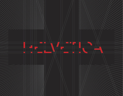 Let there be Helvetica