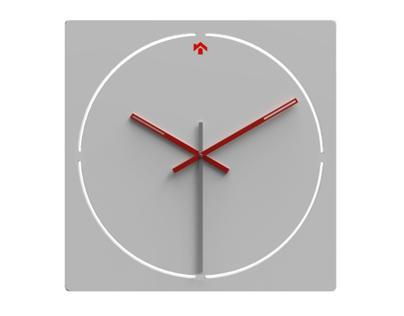 Wall clock for Trabo.
