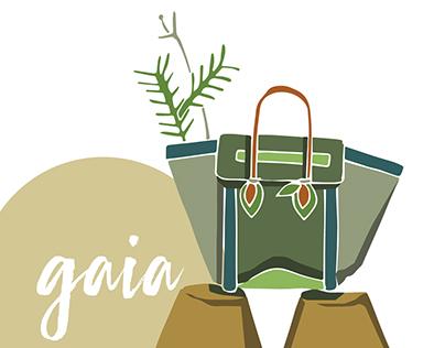 Gaia : Fashion Illustrations