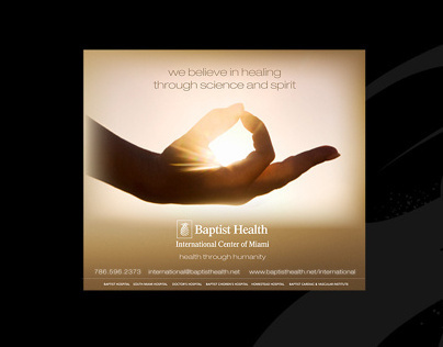 Baptist Health Advertising Campaign