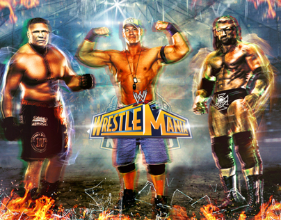 Welcome to wrestleMania