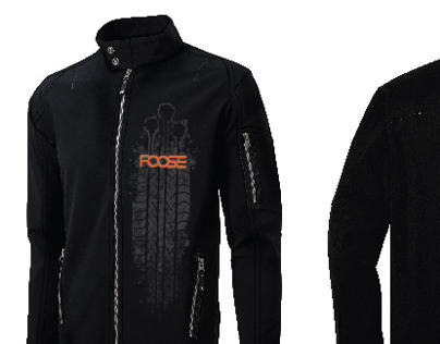 FOOSE ZIP OGIO JACKET