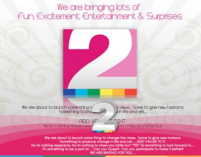 Hum2 Pre Launch Website