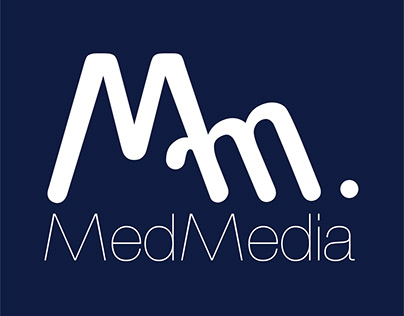 Medmedia visual identity