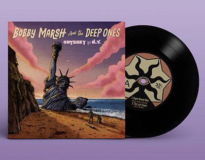 Bobby Marsh and the Deep Ones