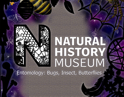 Natural History Museum- Entomology Exhibition