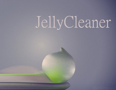 JellyCleaner. Electrolux Design Lab 2012