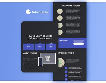 NihaoHello Chinese