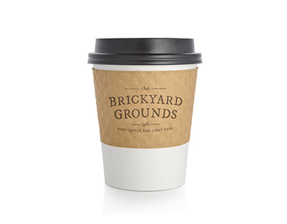 'Brickyard Grounds' Branding