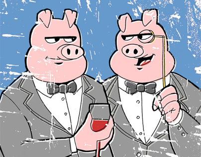 Cultured Pigs