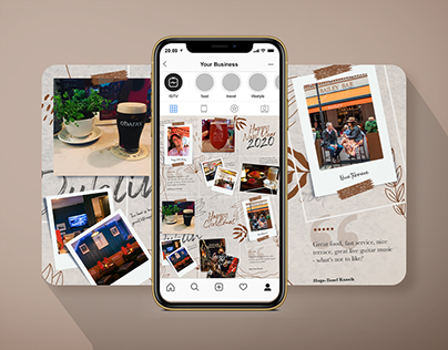 Bailey Bar Instagram Puzzle Grid