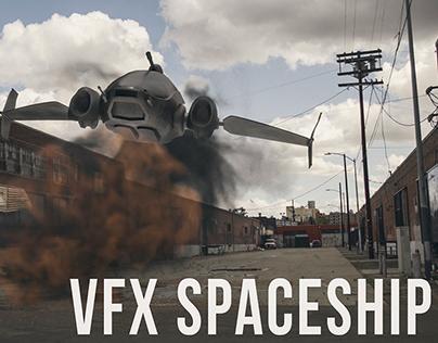 VFX Spaceship | IsaevWorkshop