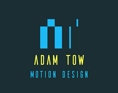 Adam Tow - Demoreel