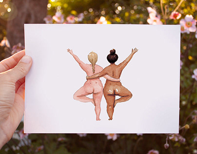 Yoga posters / Yoga Prints