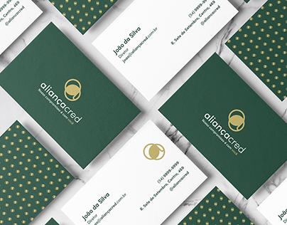 AliançaCred - Branding