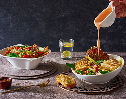 Food Photography session / Oriental Food
