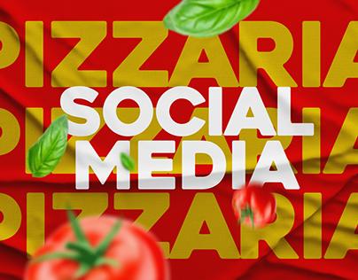 SOCIAL MEDIA   PIZZARIA