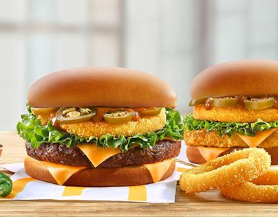 McDonalds Tex Mix