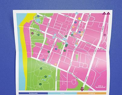 THE MAP OF PALANGA