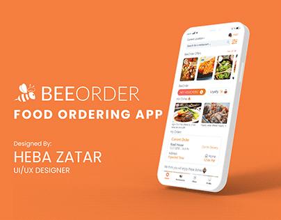 BeeOrder - UI/UX Design