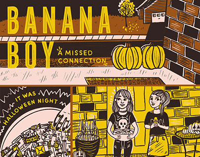 Banana Boy: A Missed Connection