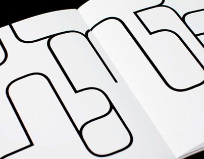 Minus – Typeface & Specimen Book