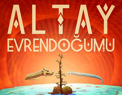 Altay Evrendoğumu (Animation)