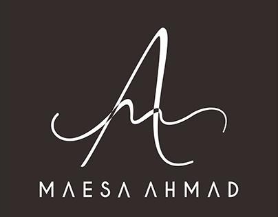 Maesa Ahmad Fashion Logo
