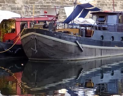 A quai Port Bastille