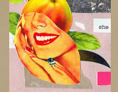 Sonet 145 Collages