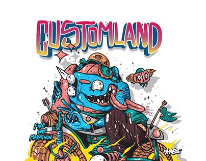 HYNEDS X CUSTOMLAND 2018