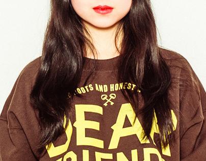 T-Shirt Designs Dear Friends