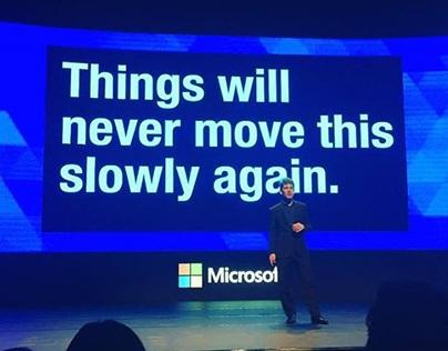 Microsoft Summit 2016 - Bucharest