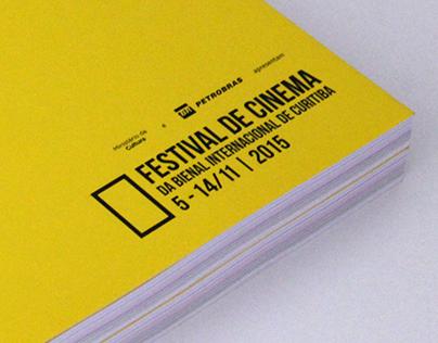 Festival de Cinema da Bienal de Curitiba - Catálogo