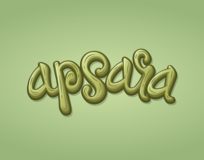 Apsara - Logo design