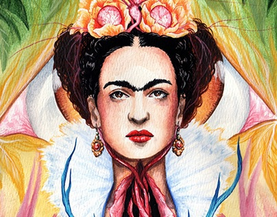 Frida Open-Hearted