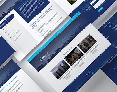 Parfigroup website