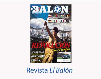 Revista El Balón