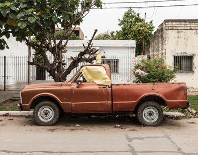 An Automotive Portrait of Argentina
