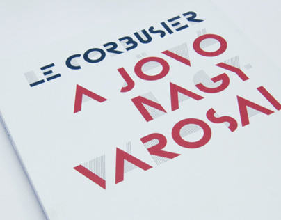 Le Corbusier: The City of Tomorrow book redesign