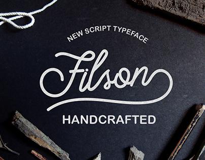 Filson Script