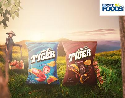 Tiger Chipsy (Social Media)