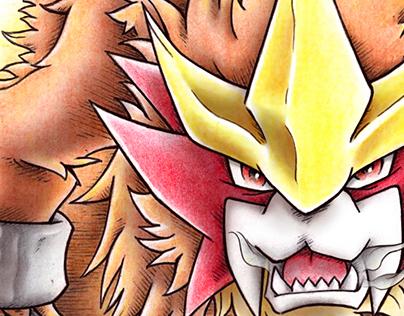 Colaboração • Pokemon GEN2