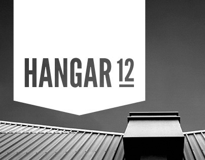 Hangar 12 Branding