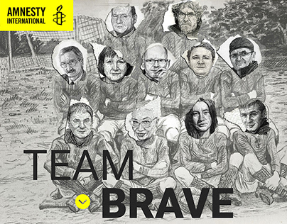 Team Brave: Russian Human Rights Defenders
