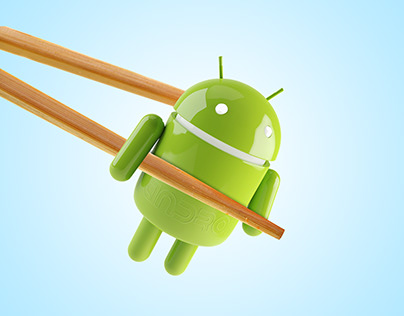 Android Roll by Huawei