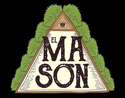 Diseño de marca El Mason