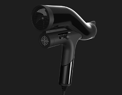 CLANKIN Hair Dryer