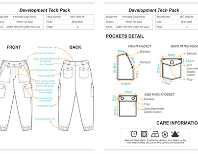 Fashion Tech Pack